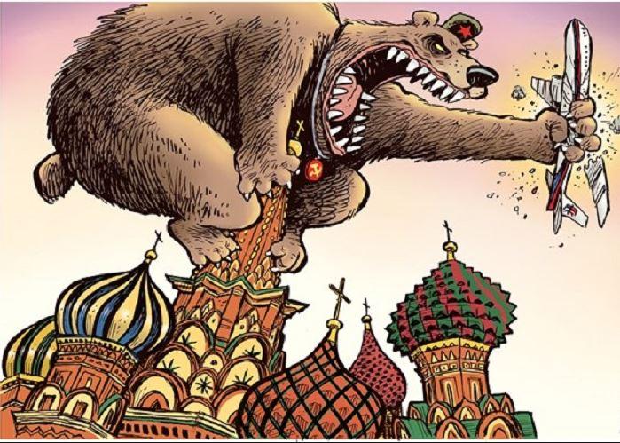 Россия и медвежья болезнь
