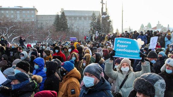 """Сотник о скрытом смысле масштабных протестов в России: """"Путин без этого не может"""""""