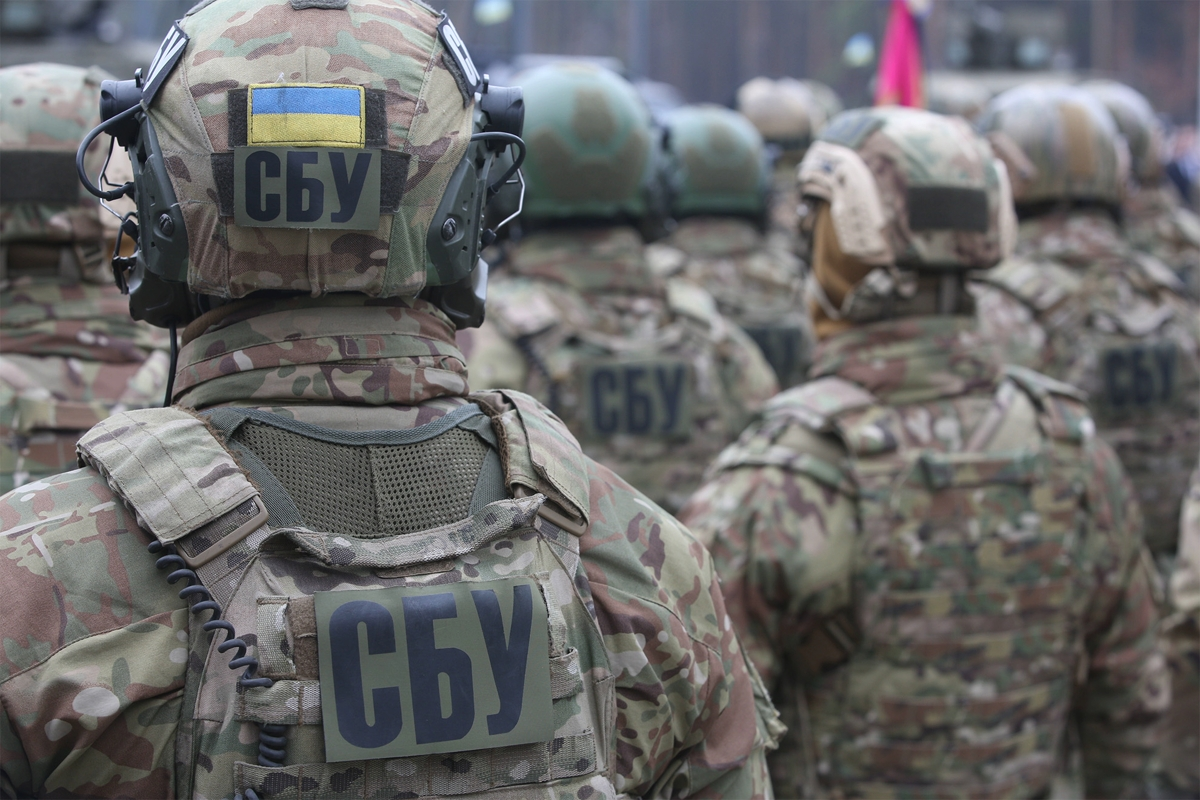 СБУ затримала колишнього бойовика-охоронця