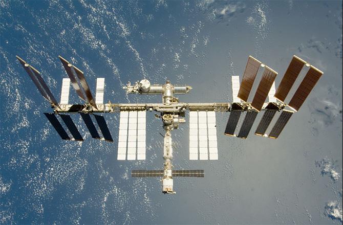 НАСА ради науки устроит пожар в космосе