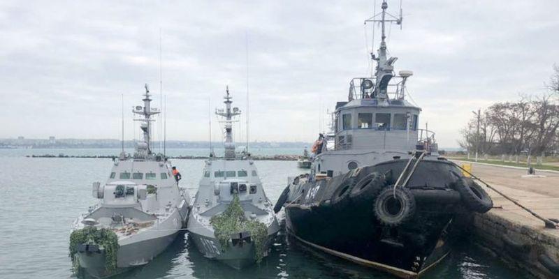 Пленные моряки Украины жестко отказались давать показания спецслужбам РФ