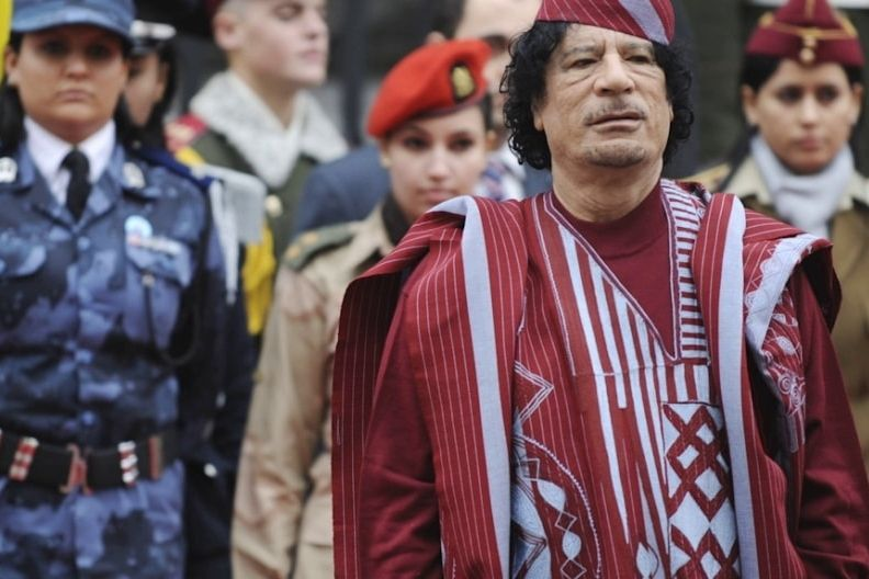 """Боевые монахини"" Каддафи: открылась правда об ""амазонках"" на службе у диктатора"