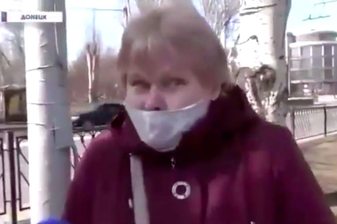 """Слова жительницы Донецка возмутили украинцев: """"Два сына в """"Дэнээре"""", где моя пенсия?"""""""