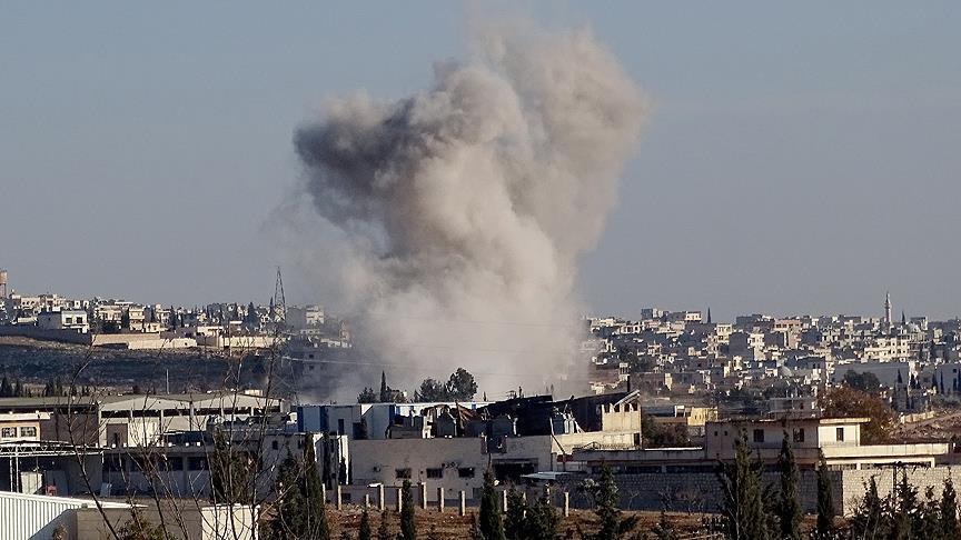 Россия вновь нарушила перемирие в Сирии: массированным авиаударам подвергся город Алеппо