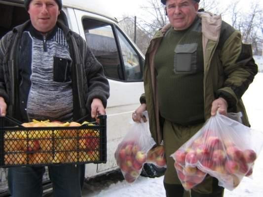 луганск, гуманитарная помощь, лнр, кража. происшествия