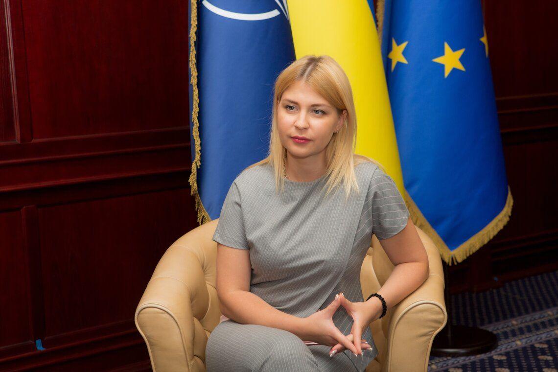 """""""Северный поток - 2"""" открывает """"поле для газовой битвы"""" в Европе - Стефанишина"""