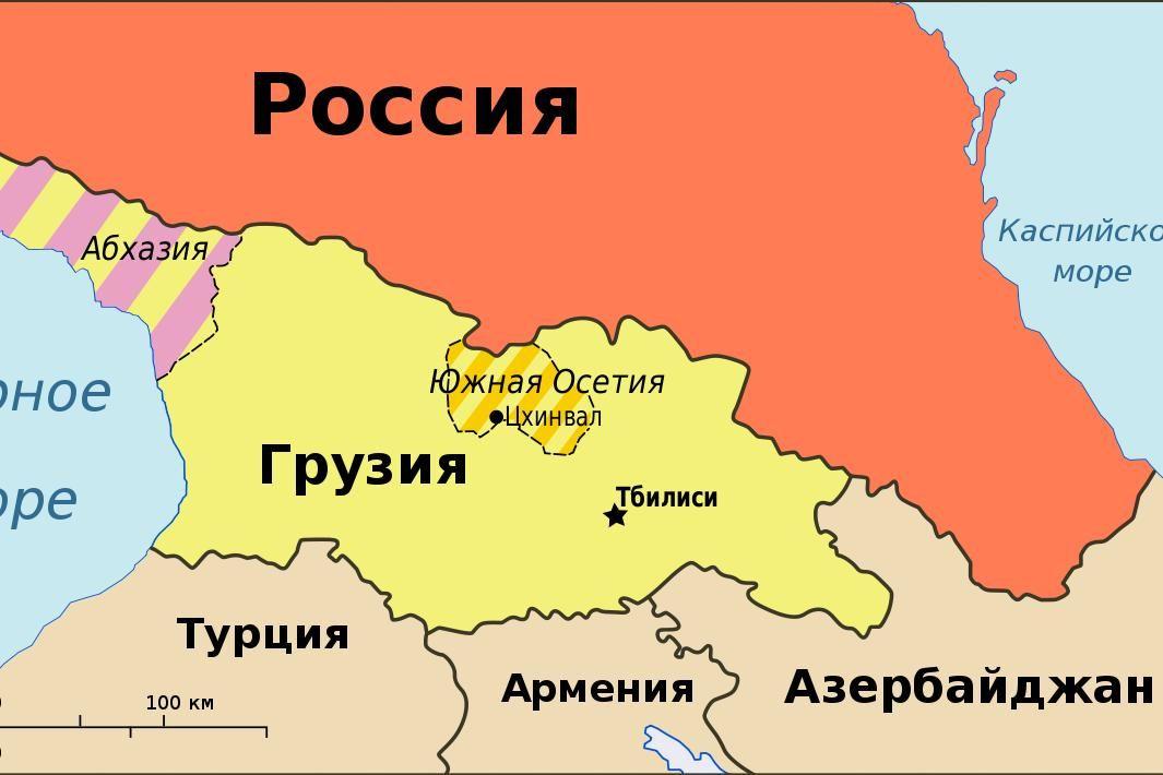 В Абхазии запретили грузинский язык - Кремль переводит школы на русский