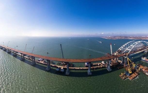 крым, аннексия, мост, россия, керченский мост