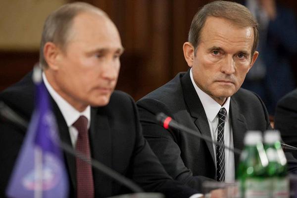 """Отчаянный ход России: Медведчука бросили на амбразуру для спасения """"Газпрома"""" - глава """"Нафтогаза"""""""