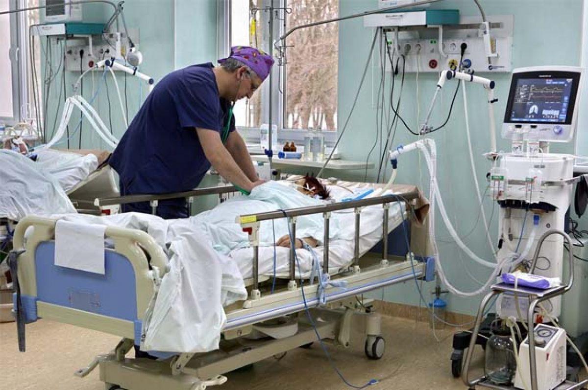 В Украине критическими темпами растет смертность на фоне пандемии коронавируса