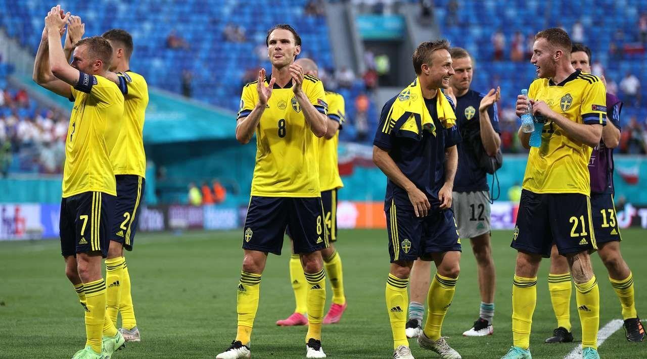 """""""С Украиной будет легче"""", – игрок Швеции обрадовался выходу украинцев в плей-офф Евро-2020"""