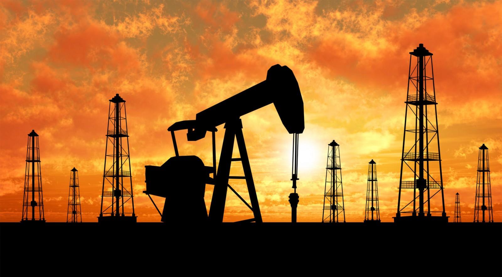 Цена нефти марки Brent выросла до $57,11 за баррель, WTI - до $51,19