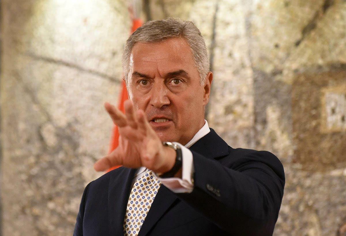 """Глава Черногории обвинил РФ и Сербию в атаке: """"Мир под угрозой, как это было в 90-е"""""""