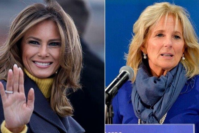 """Мелания Трамп нарушила 70-летнюю традицию - жене Байдена отказано в """"туре гостеприимства"""""""