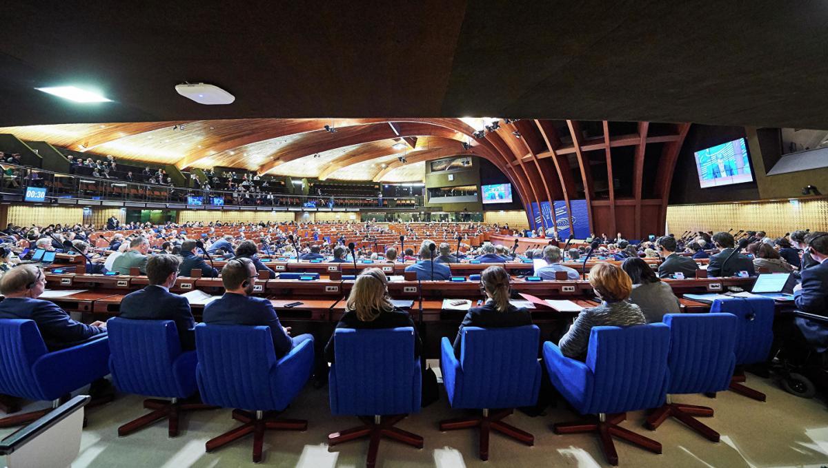 Украина, Россия, ПАСЕ, Возврат, Делегации, Ассамблея.