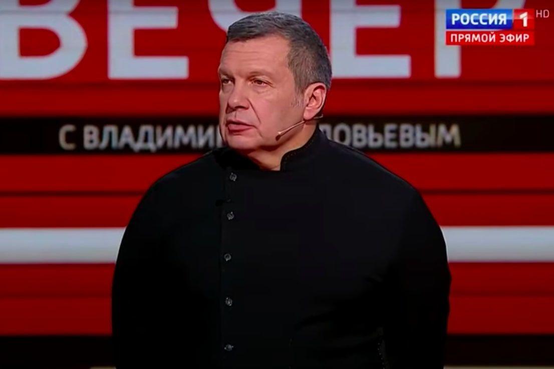 """""""Замкнули людей, уже 7 лет выживают"""", - у Соловьева резко поменяли риторику о """"Л/ДНР"""""""