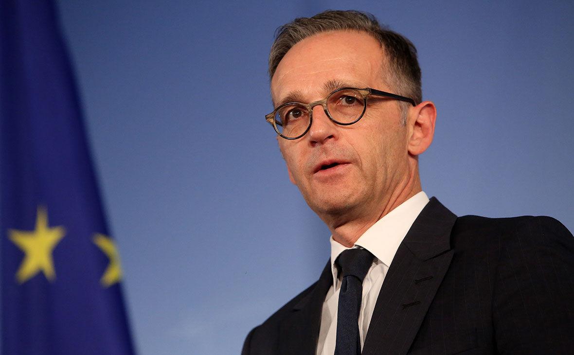 Маас на примере беседы с Лавровым объяснил отказ Германии вооружить Украину