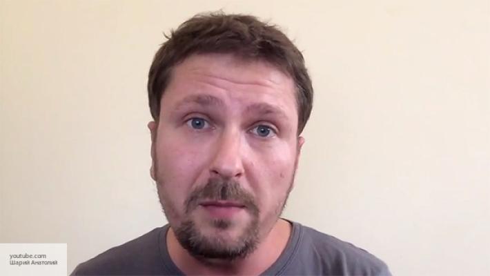 """Пророссийский пропагандист Шарий в Голландии может сесть за педофилию - Фейгин разоблачил известного """"блогера"""""""