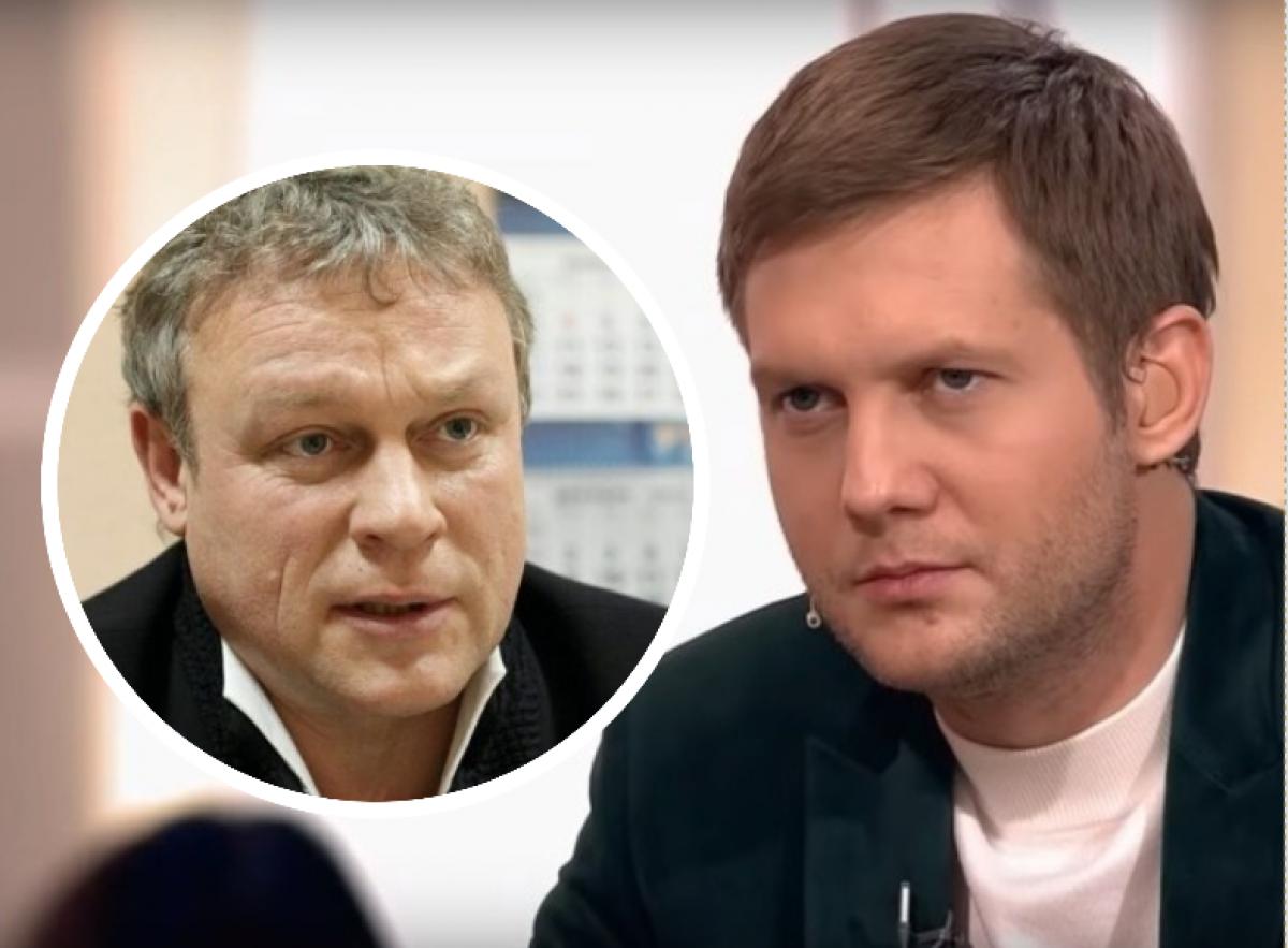 Жигунов пригрозил Борису Корчевникову коронавирусом из-за экс-жены и ее подруги