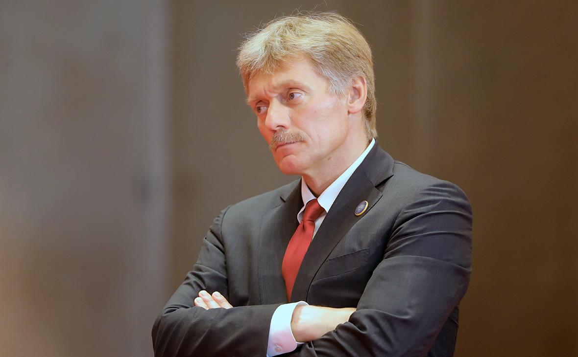 ae3415cb856b ... В Кремле цинично ответили на просьбу помиловать Сенцова  Песков