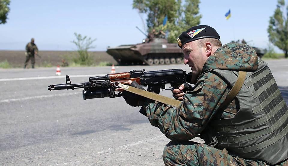 """Бойцы """"Айдара"""" арестовали еще одного мэра Луганской области"""