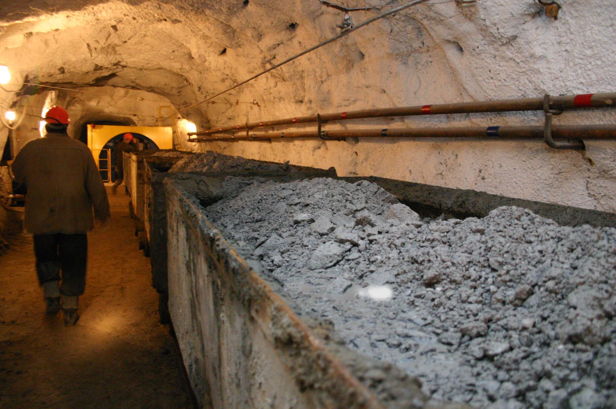 В Украине исчезнут практически все государственные шахты