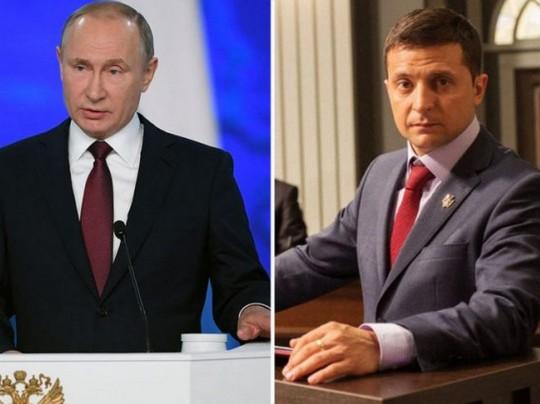 Лавров прокомментировал встречу Зеленского с Путиным в Минске