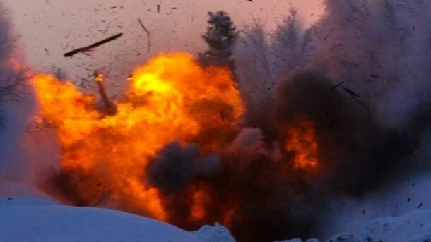Разгром российских наемников на Донбассе: видео, как ВСУ артиллерийским ударом разнесли позиции оккупантов