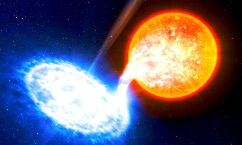 наука, космос, земля, звезда, конец света, астрономия, AT2018cow