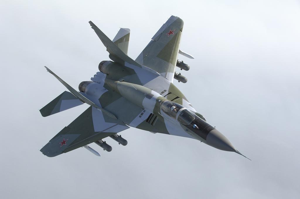 СМИ: В Луганской области ополченцы сбили МиГ-29