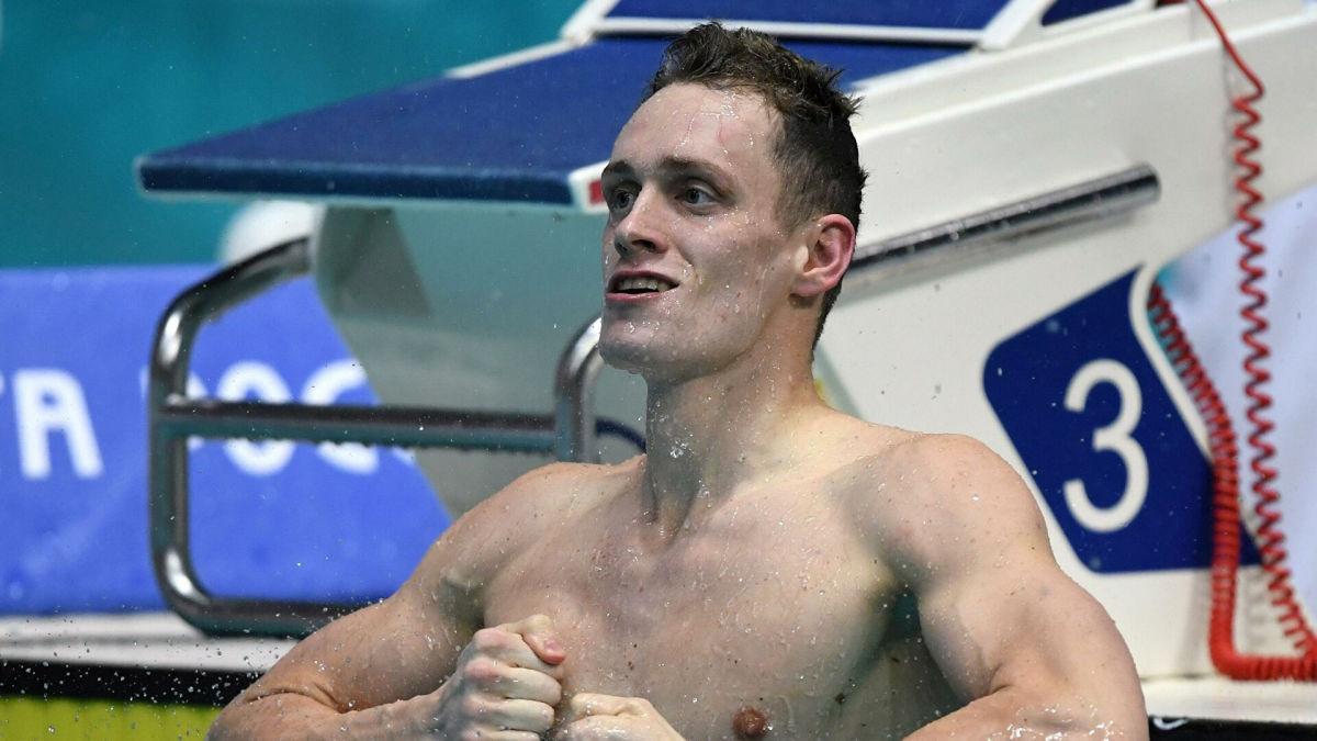 Российский пловец Пригода поплатился за скандальную шутку на Олимпиаде