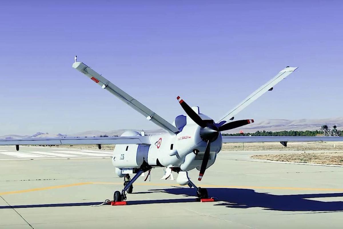 В Украине готовятся к производству турецких боевых дронов: Зеленский и Эрдоган договорились