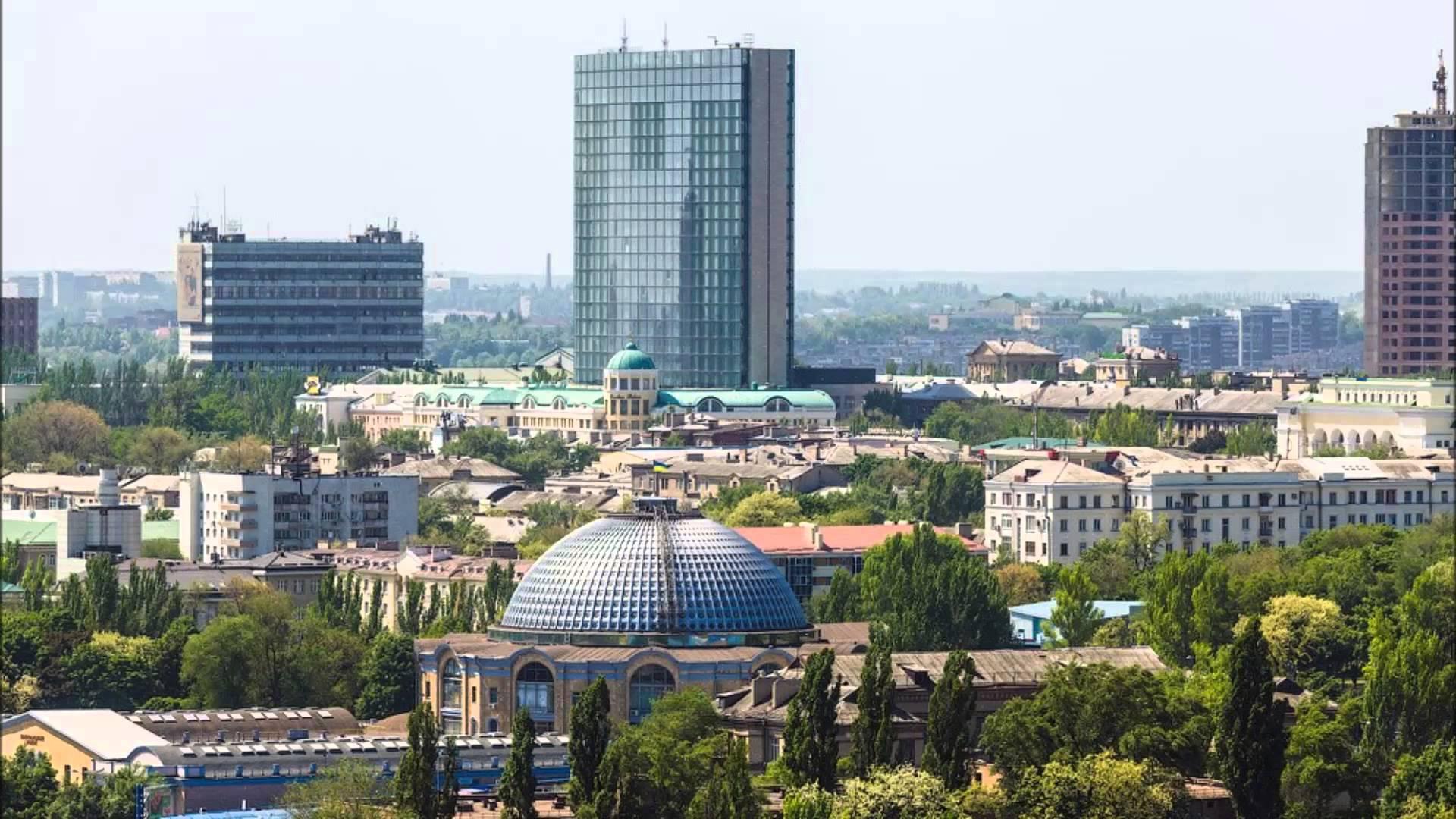 Ситуация в Донецке: новости, курс валют, цены на продукты 30.03.2016