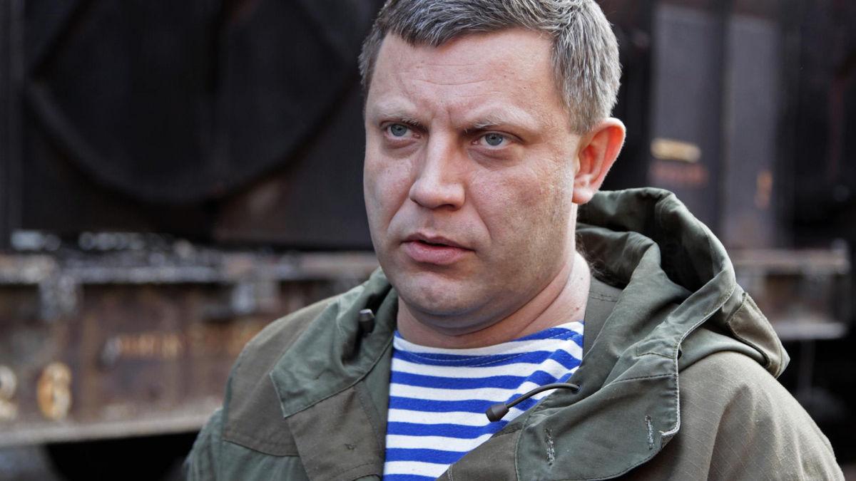 """""""Я сегодня плакал"""", – в Сеть слили перехват разговора Захарченко с Сурковым после ликвидации Гиви"""