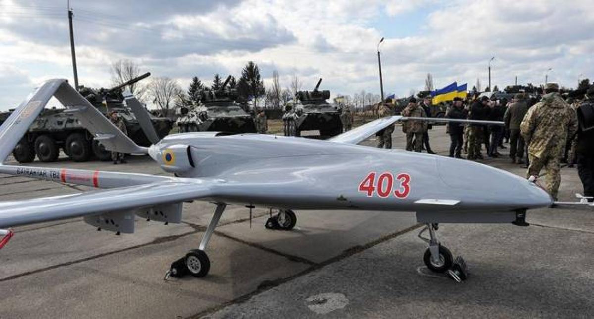 """Ветеран АТО прокомментировал """"секретные заводы"""" Порошенко по производству дронов и попросил несколько для армии"""