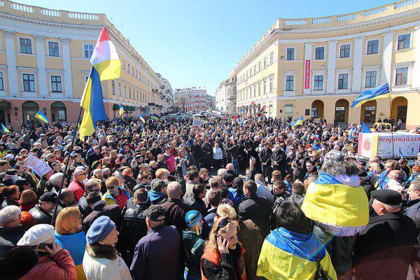 Одесская полиция за день задержала не менее 14 человек