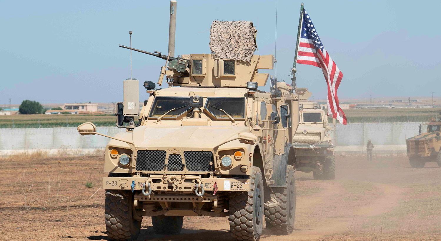 Байден наносит первый удар: США атаковали иранский объект в Сирии