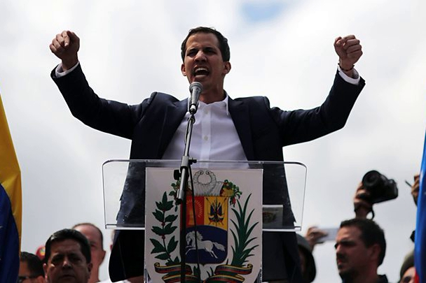 Мадуро, на выход: Гуайдо после консультации с Трампом анонсировал операцию по свержению диктатора