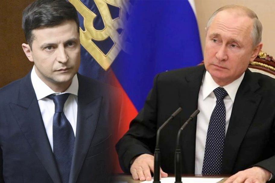 """Зеленский и Путин встретятся в Париже - названа дата саммита """"Нормандской четверки"""""""
