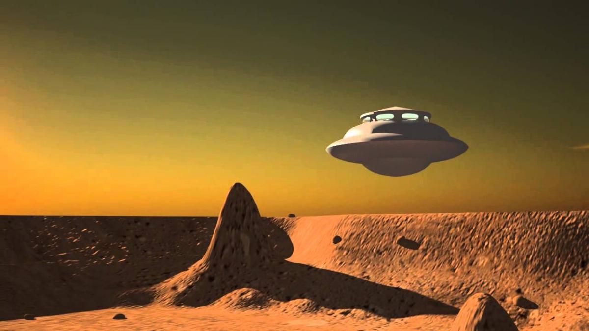 уфология, Марс, Скотт Уоринг, открытие, аномалия, видео, здания, город, пришельцы