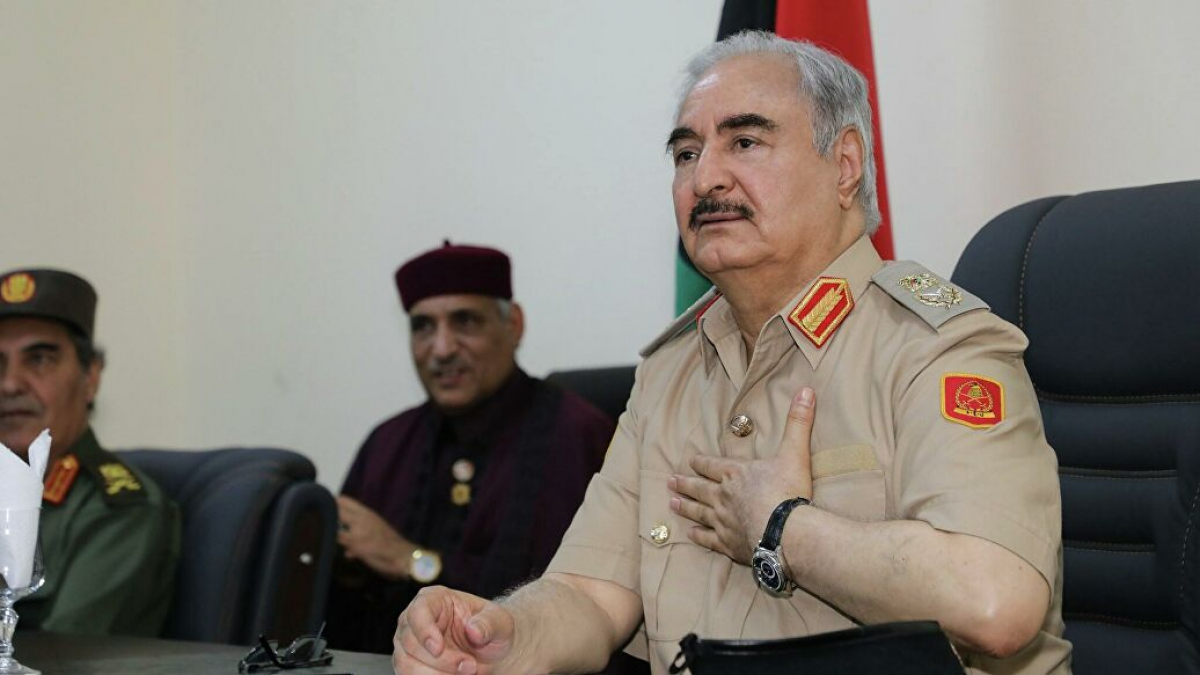 Мюрид: Поражение Хафтара в Ливии очевидно, Кремль очень недоволен
