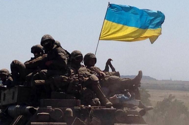 Адская ночь под Новотошковским: бойцы ООС героически отбили мощное наступление оккупанта