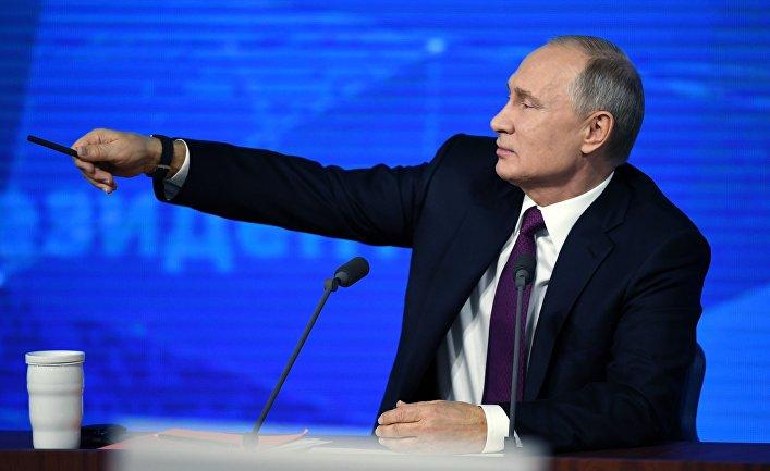 Путин лично запустил гиперзвуковую ракету РФ - ужасающее видео
