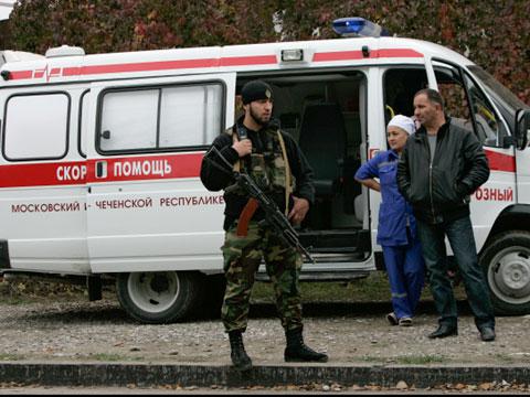"""""""Мрут, как мухи"""": в кадыровской Чечне массово убивают полицейских"""