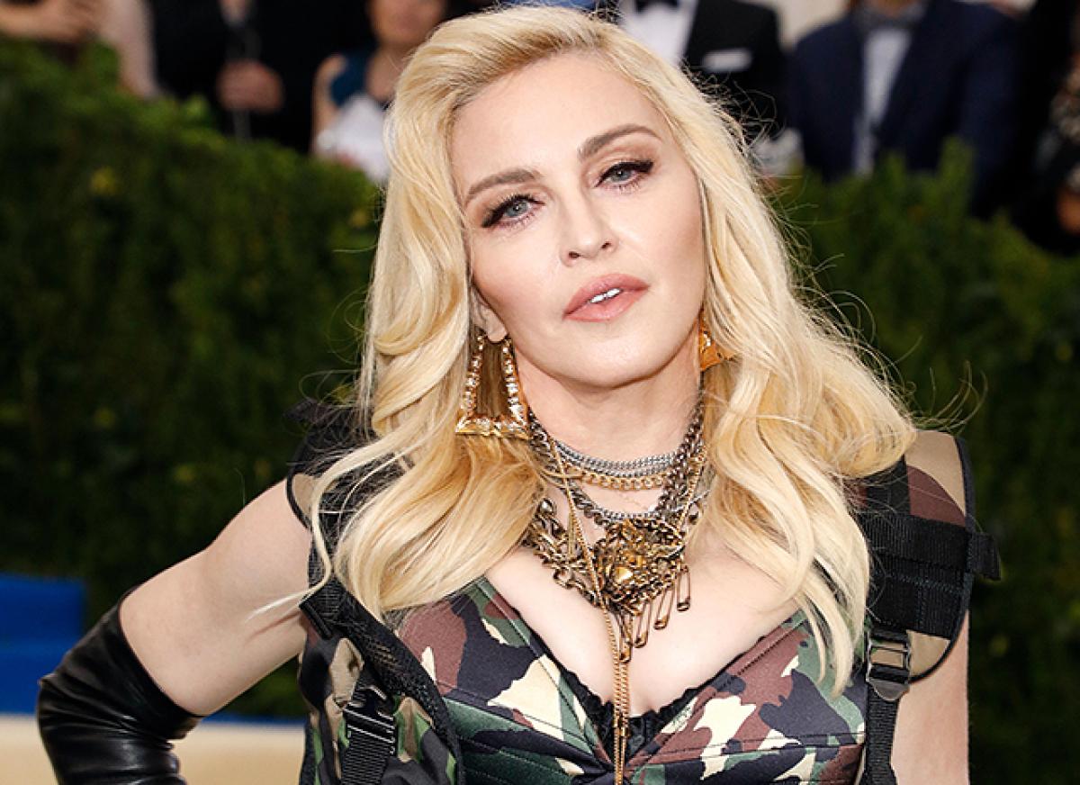 """Власти России оштрафовали певицу Мадонну на $1 миллион за """"неудобную"""" речь"""
