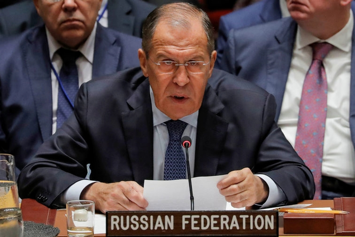 лавров, россия, санкции, сша, поток, севпоток-2, трамп
