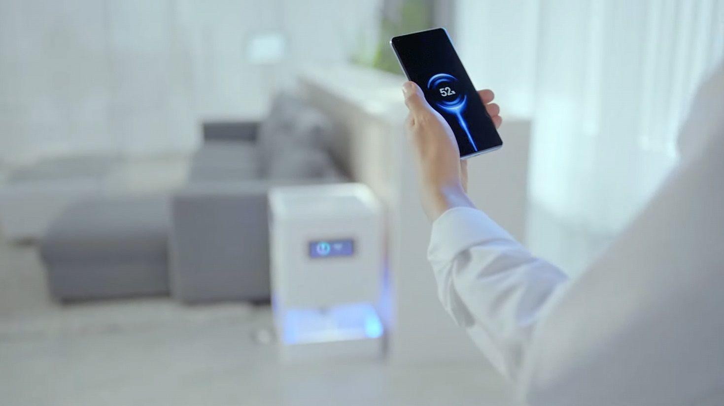 Представлена технология по-настоящему беспроводной зарядки мобильных устройств
