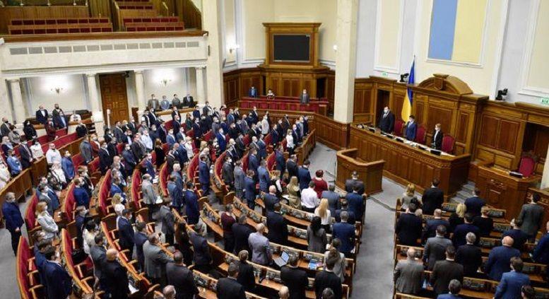 """""""Слуги"""" требуют от Зеленского разорвать с Россией дипотношения, принять обращение к НАТО и начать мобилизацию"""
