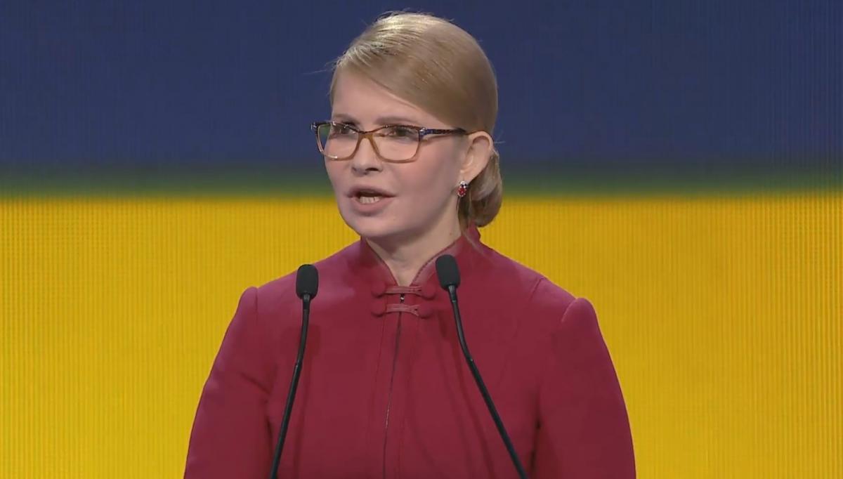 Ганапольский дал Тимошенко очень ценный совет и высказал все, что о ней думает