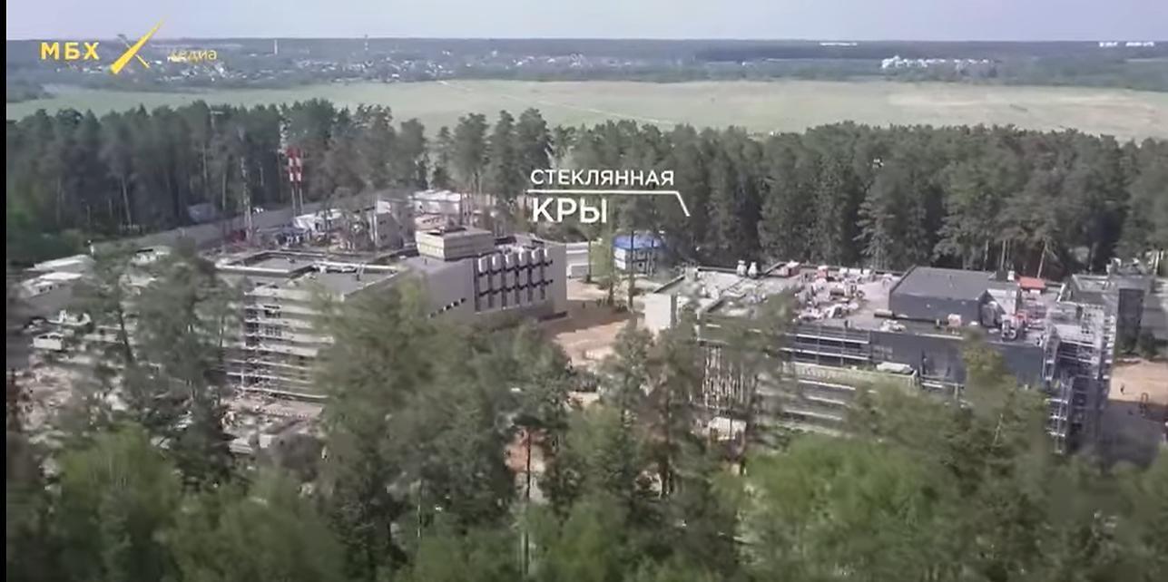 СМИ обнаружили секретную стройку у резиденции Путина на сумму в 50 млрд рублей